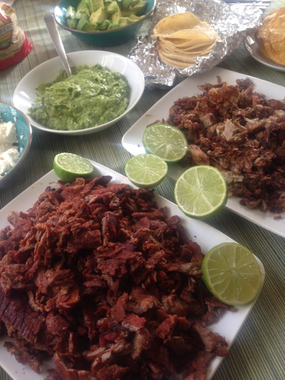 Pay no attention to the carnitas on the right